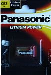 Panasonic CR2 (DLCR2) Lithium Camera Battery